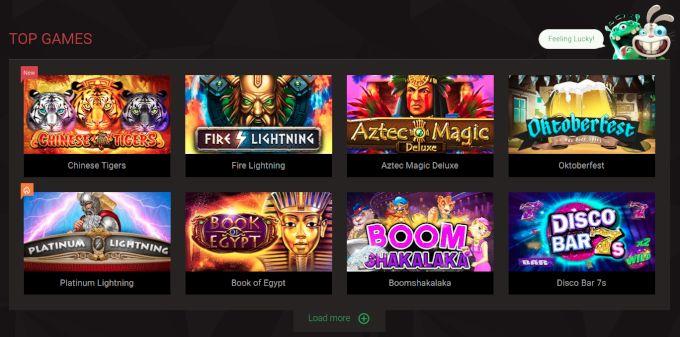 BitStarz har fokus på spilleautomater